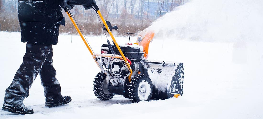 Naperville Snow Blower Repair