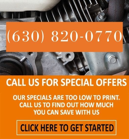 Small Engine Repair Service