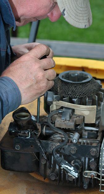 small engine repair naperville, il
